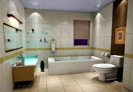 15 bathroom lighting ideas toilet in light brown tile wall floor