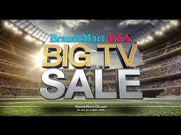 brandsmart usa big tv sale