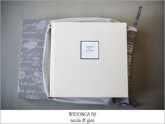 Pretty Photo Albums Queensberry Albums Q Book With Classic Leather White Embossed