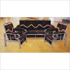 Designer Steel Sofa Set Designer Steel Sofa Set Manufacturer - Steel sofa designs