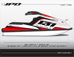 yamaha superjet graphics kits u2013 ipd jet ski graphics