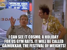 Gym Rats Meme - gainukkah born imgflip
