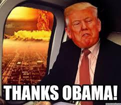 Thanks Obama Meme - obama
