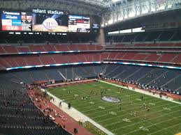 Houston Texans Stadium at the texas bowl at reliant stadium u0027cuse wins the surly biker
