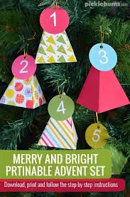 2012 Ornament Exchange Inkablinka - 53 best holidays christmas advent calendars images on pinterest