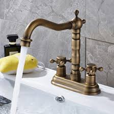 Cheap Bronze Bathroom Faucets by Discount Bathroom Faucets Two Handle Waterfall 2017 Two Handle