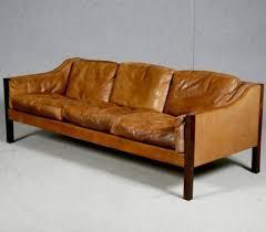 Cognac Leather Sofa by Erik Jorgensen Cognac Leather Sofa Sofas And Seating