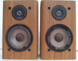 Infinity Bookshelf Speakers Infinity Rs2000 Rebuild Techtalk Speaker Building Audio Video