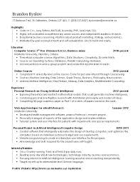 Coursera Courses On Resume Resume Jpg