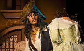 jack sparrow ruined disney u0027s pirates of the caribbean ride