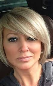 short hairstyles for fat faces age 40 best 25 bobs for round faces ideas on pinterest short