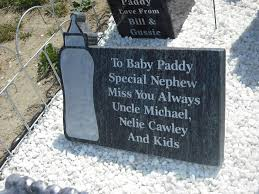 baby headstones for headstones dublin funeral headstones bespoke memorials ireland