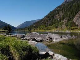 Montana rivers images The kootenai river libby montana jpg