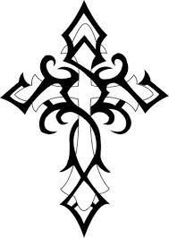 tribal cross my has this inkkk