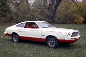 1976 mustang cobra 2 40th birthday ford mustang ii is an unsung w