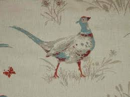 Wholesale Upholstery Fabric Suppliers Uk Curtain Fabric Upholstery Fabric Pheasant U0026 Game Birds
