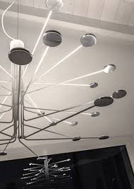 Suspended Ceiling Light Icone Arbor 30 Arm Suspended Ceiling Light Lighting
