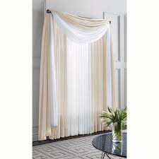 Sheer Pinch Pleat Curtains 2 Pack Silhouette Sheer Pinch Pleats Curtain For 149 99