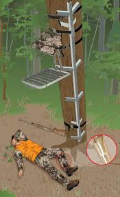 tree stand safety mo ed