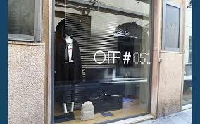 negozi tende vetrofanie per vetrine negozi a parma cavazzini pubblicit