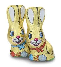 chocolate rabbits gold easter bunny chocolate trading co