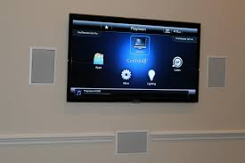 in wall home theater system oncontrols nowitson smarthome hometheater audio video