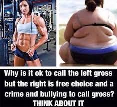 Muscle Woman Meme - shaming the fit and muscular feminist figure girl s blog