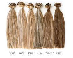 Blonde Hair Extensions Clip In by Cashmere Hair Ash Blonde Clip In Extensions Colors U0026 Shades