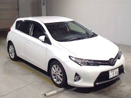 toyota auris suv japanese used cars exporter dealer trader auction cars suv