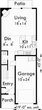 2 story house blueprints the 25 best duplex house design ideas on duplex house