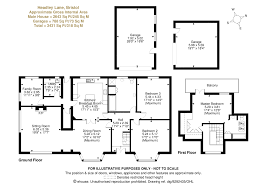 10 downing street floor plan 4 bedroom detached bungalow for sale in bristol