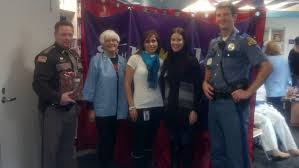 Hospital Executive Director Sheriff Joins Others Providing Gifts To Children U0027s Hospital