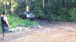 Chevy And Ford Truck Mudding - chevy trucks mudding youtube