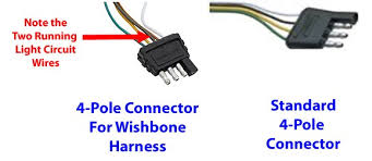 5 wire 4 pin trailer wiring diagram wiring diagram and schematic
