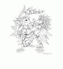 coloring pages adults free printable free fairy