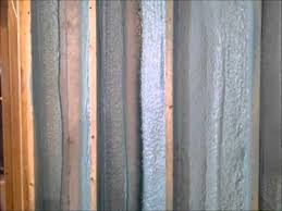 Best Way To Insulate Basement Walls by Spray Foam By Reitzel Insulation Basement Walls Wmv Youtube