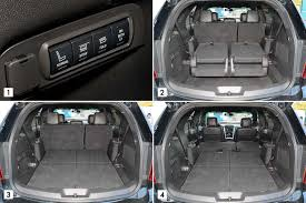 ford explorer trunk space 2015 ford explorer our review cars com
