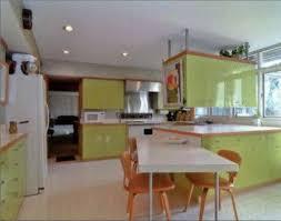 mid century modern kitchen ideas custom green 1964 st charles kitchen kitchen retro retro