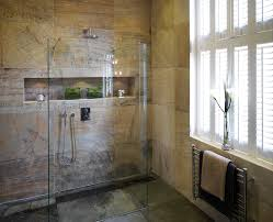shower niches bathroom contemporary with alcove amazing tile
