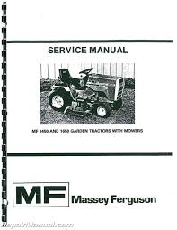massey ferguson mf1450 1650 service manual