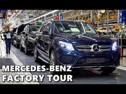 mercedes tuscaloosa mercedes tuscaloosa factory tour suv production