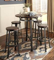round bistro table set small round pub table and chairs rosekeymedia com