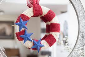 4th of july wreaths diy 4th of july wreath tutorial consumer crafts