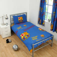 Barcelona Bedroom Set Value City Barcelona Bedding And Bedroom Accessories Boys Football New