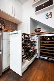 cabinet mount wine cooler what s holding the wine up in the cabinet