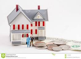 buy or sell a house stock photo image 47188694