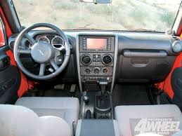 jeep wrangler unlimited interior 2017 2009 jeep wrangler sahara news reviews msrp ratings with