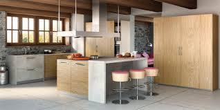 cuisine bois beton cuisine bois et beton idées décoration intérieure