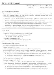 resume sample administrative assistant accomplishments resume