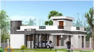 modern house plan 2800 sq ft kerala home design and floor plans